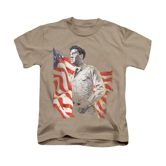 Elvis Freedom Short Sleeve Juvenile T-Shirt