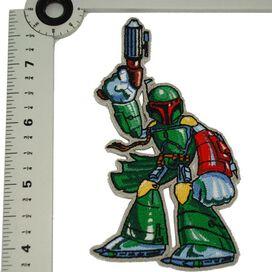 Star Wars Boba Fett Toon Patch