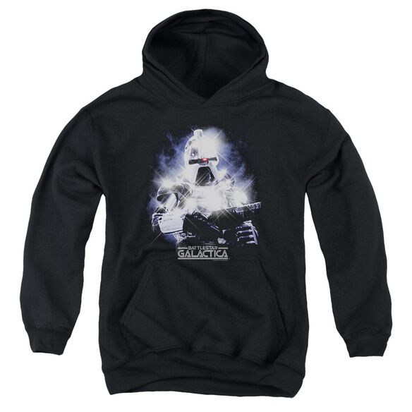 Bsg 35 Th Anniversary Cylon Youth Pull Over Hoodie