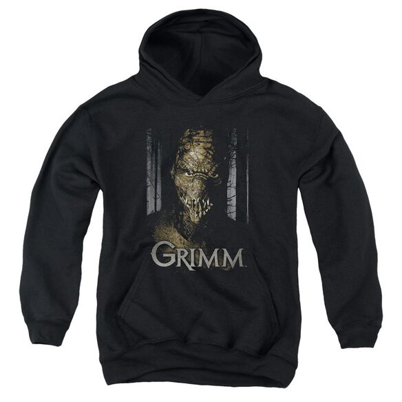 Grimm Chompers Youth Pull Over Hoodie