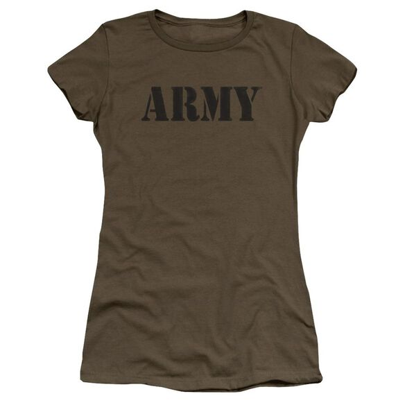 Army Army Premium Bella Junior Sheer Jersey Military