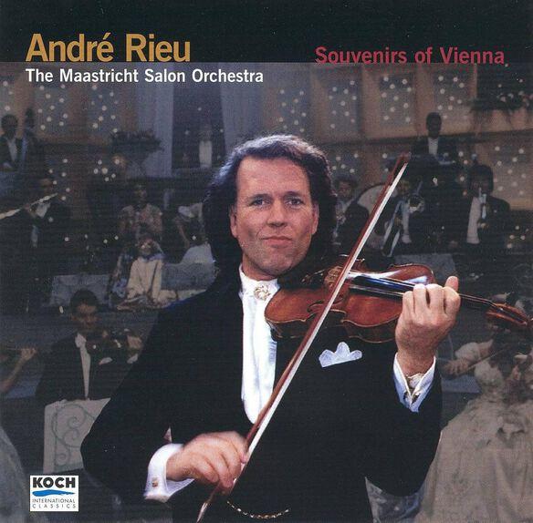 """""""Rieu, Andre: Souve"""