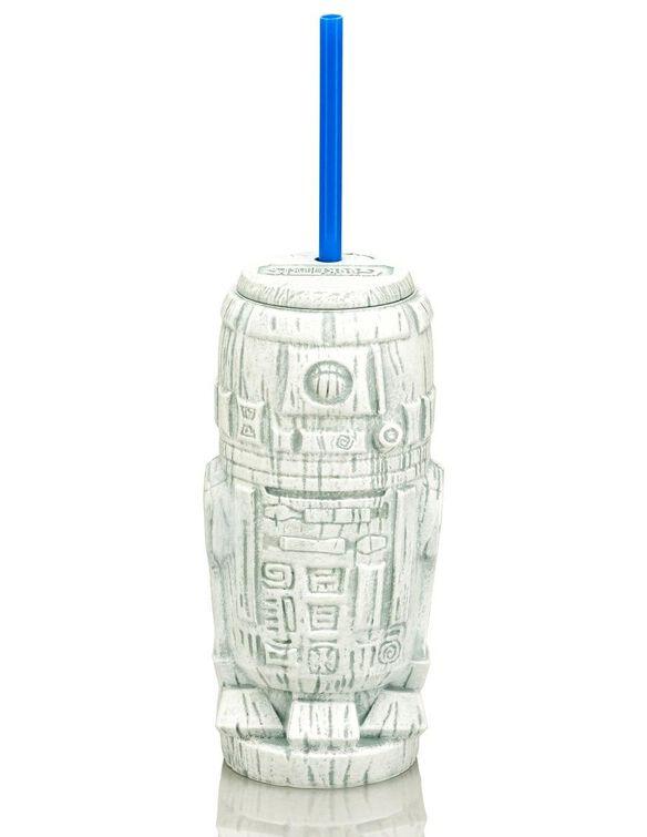Star Wars - R2D2 Geeki Tikis Tumbler