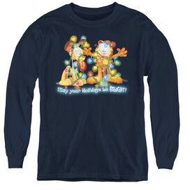 Garfield Bright Holidays-youth Long