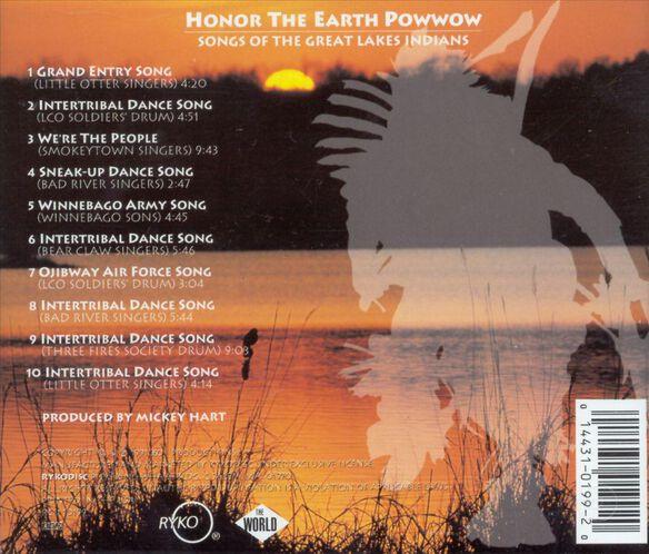 Honor The Earth Powwo0791