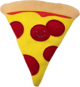 Heatable Huggable Pizza