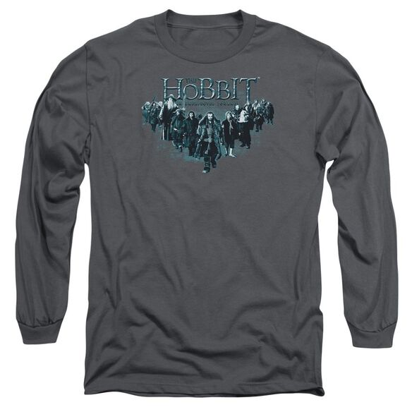 The Hobbit Thorin And Company Long Sleeve Adult T-Shirt