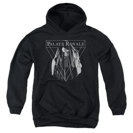 Palaye Royale Veil Youth Pull Over Hoodie