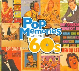 Various Artists - Pop Memories of the 60s [Time-Life Box Set]