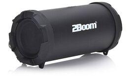 2Boom - Cyclone Portable Bluetooth Speaker [Black]