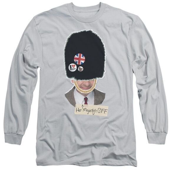 Mr Bean Bff Long Sleeve Adult T-Shirt