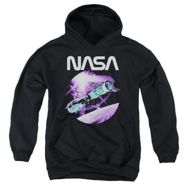 Nasa Come Together Youth Pull Over Hoodie