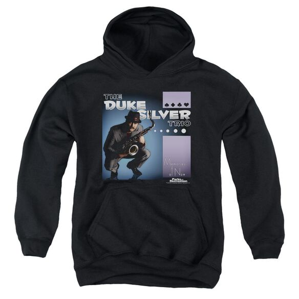 Parks And Rec Album Cover Youth Pull Over Hoodie