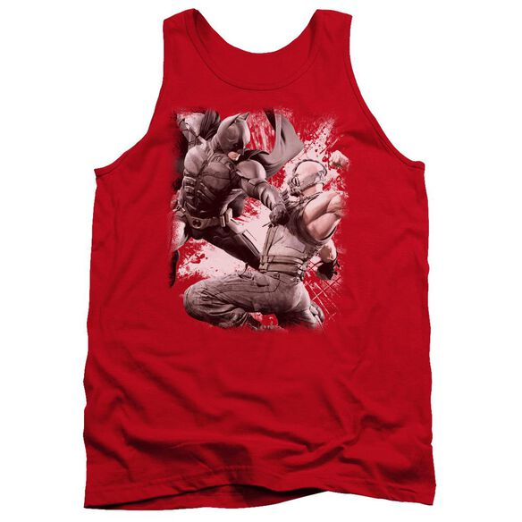 Dark Knight Rises Final Fight Adult Tank