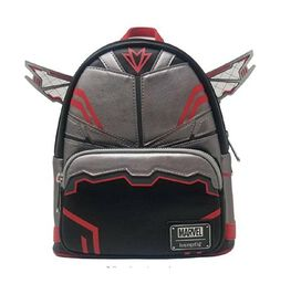Loungefly Marvel Falcon Mini Backpack