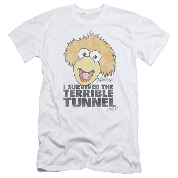 Fraggle Rock Terrible Tunnel Short Sleeve Adult T-Shirt