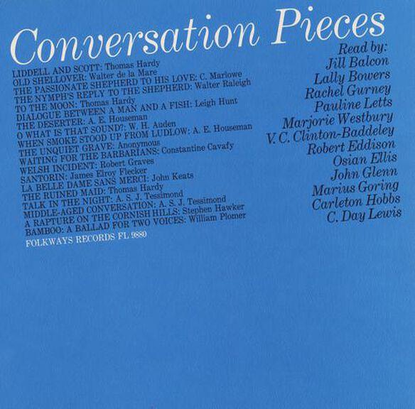 Conversation Pieces / Var