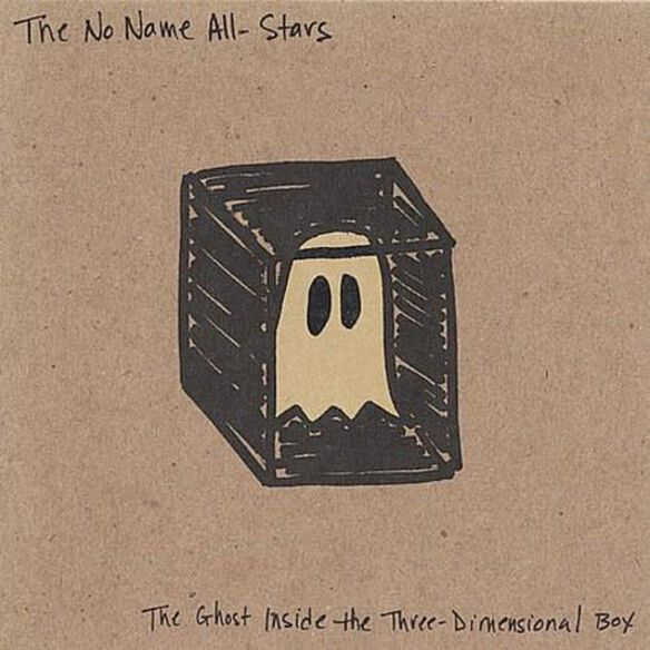 Ghost Inside The Three Dimensional Box