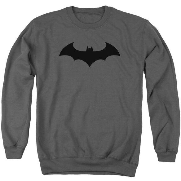 Batman Hush Logo Adult Crewneck Sweatshirt