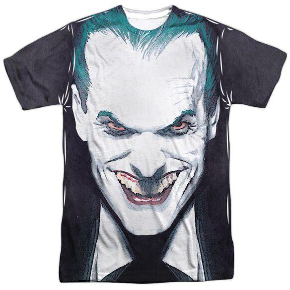Batman Last Dance Short Sleeve Adult Poly Crew T-Shirt