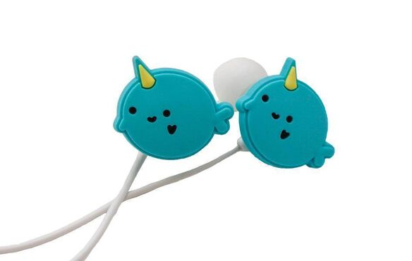 Narwhal Earbuds with microphone