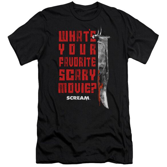Scream Favorite Short Sleeve Adult T-Shirt