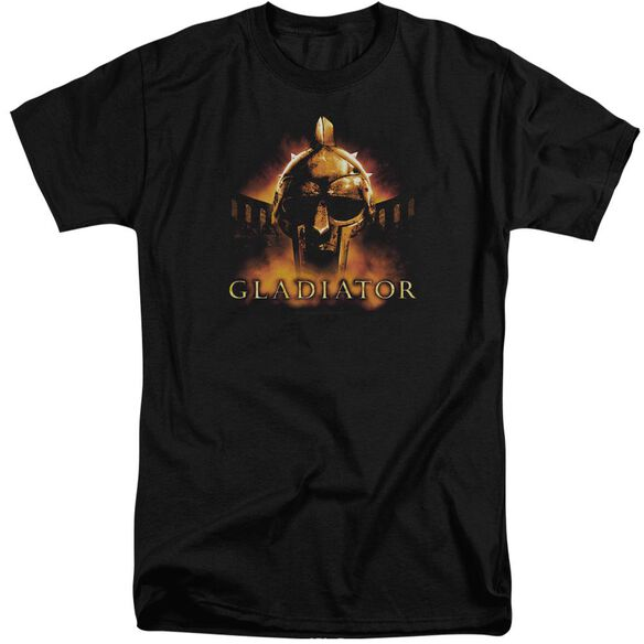 Gladiator My Name Is Short Sleeve Adult Tall T-Shirt