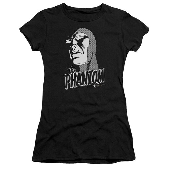 Phantom Inked Short Sleeve Junior Sheer T-Shirt