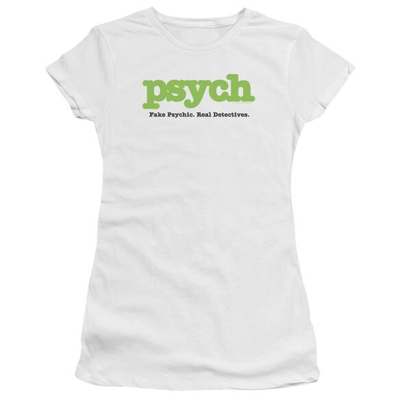 Psych Title Premium Bella Junior Sheer Jersey