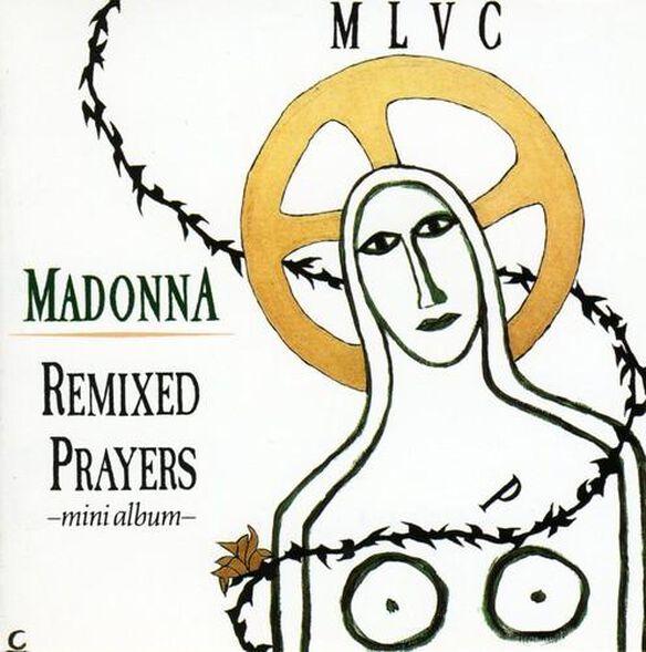 Madonna - Remixed Prayers EP