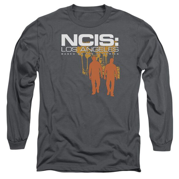 Ncis:La Slow Walk Long Sleeve Adult T-Shirt