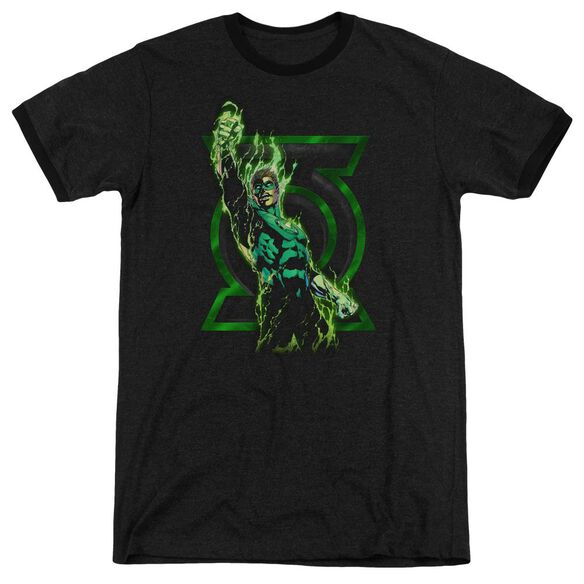 Green Lantern Fully Charged Adult Heather Ringer