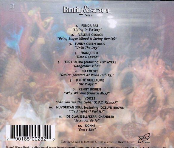 Body&Soul Vol.1 398