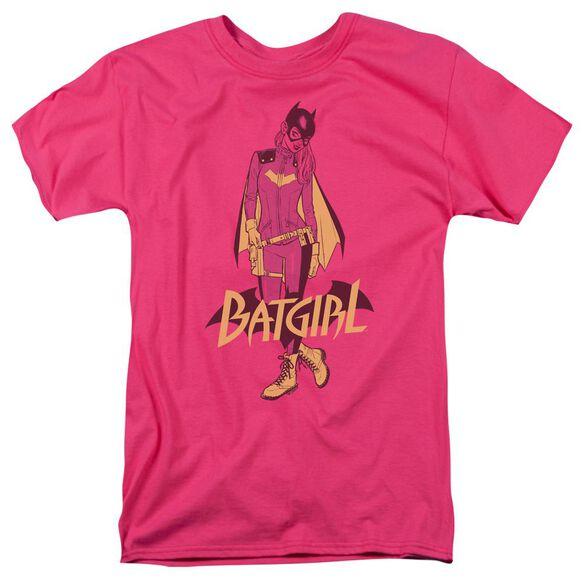 Batman All New Batgirl Short Sleeve Adult Hot T-Shirt