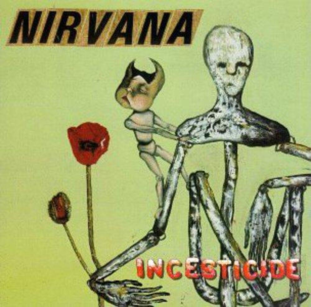 Incesticide by Nirvana - New on CD | FYE