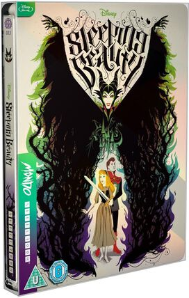 Sleeping Beauty [Limited Edition Blu-ray Mondo x Steelbook]