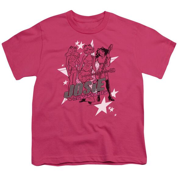Archie Comics Star Rockers Short Sleeve Youth Hot T-Shirt