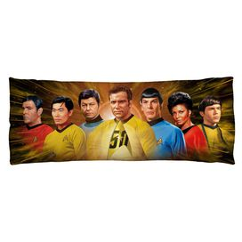 Star Trek 50 Th Crew Microfiber Body