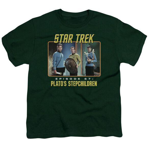 St Original Episode 67 Short Sleeve Youth Hunter T-Shirt