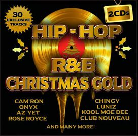 Various Artists - Black Santa Claus-Hip Hop & R&B Christmas