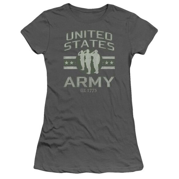Army United States Army Short Sleeve Junior Sheer T-Shirt