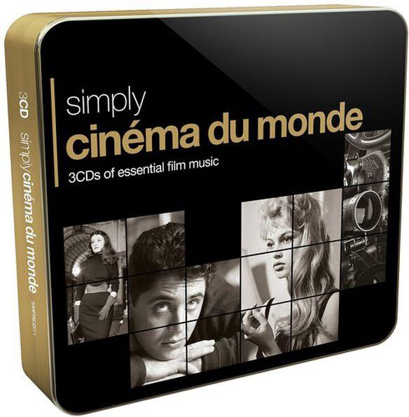 Various Artists - Simply Cinema Du Monde / Various
