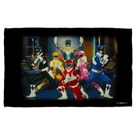 Power Rangers Stance Towel