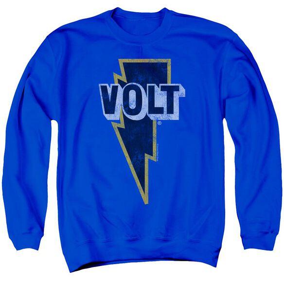 Volt Volt Logo Adult Crewneck Sweatshirt
