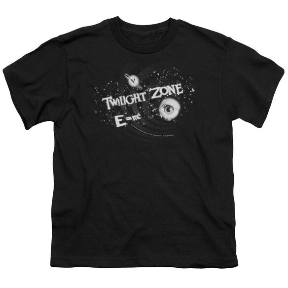 TWILIGHT ZONE ANOTHER DIMENSION - S/S YOUTH 18/1 - BLACK T-Shirt