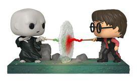 Funko Pop! Movie Moment: Harry Potter - Harry vs Voldemort