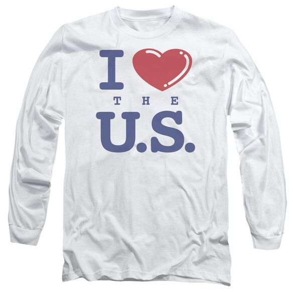 I LOVE THE US- T-Shirt