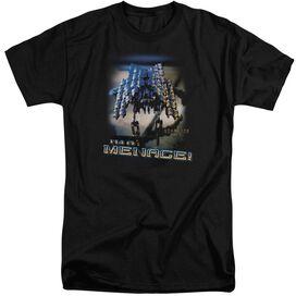 Sg1 Menace Short Sleeve Adult Tall T-Shirt