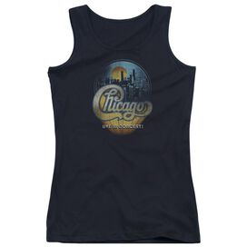 Chicago Live Juniors Tank Top