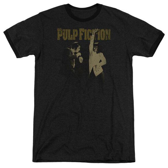 Pulp Fiction I Wanna Dance Adult Ringer